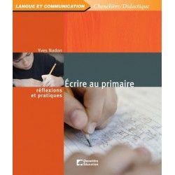 Ecrire au primaire