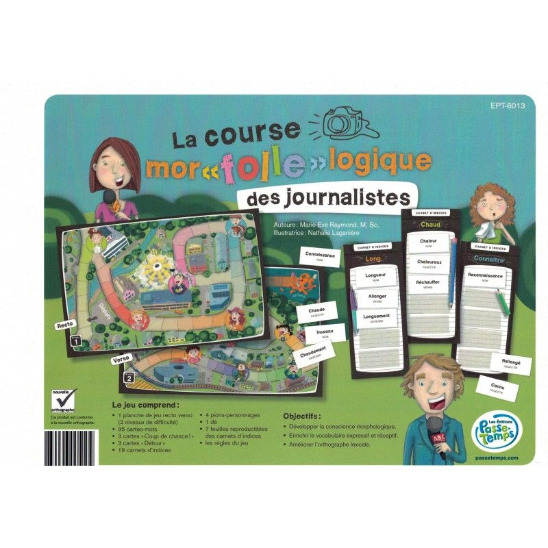 """La course mor""""folle""""logique des journalistes"""
